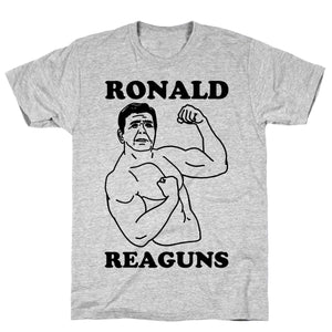 Ronald Reaguns - Sam's Fitness Goods
