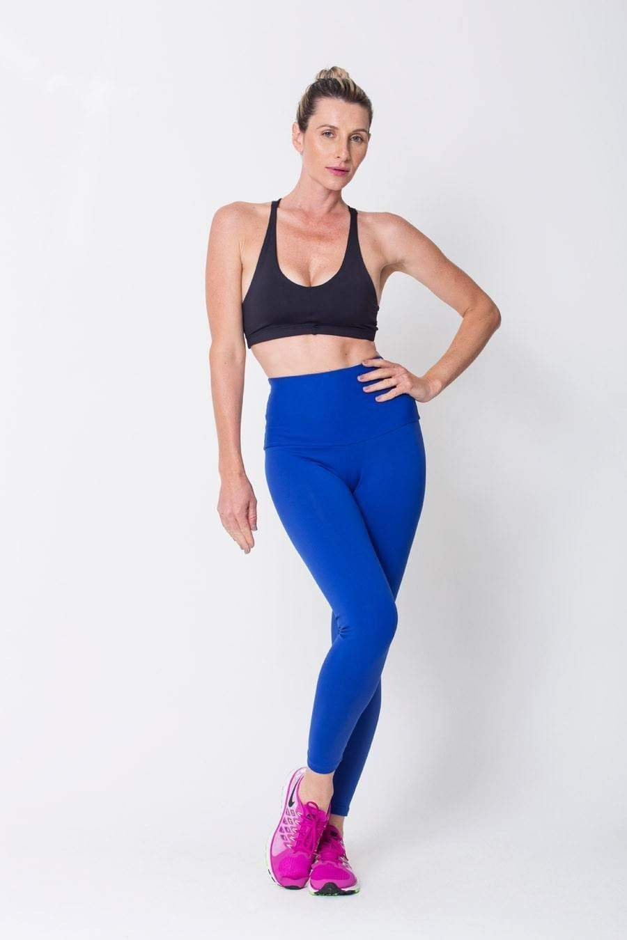 Royal High Up Legging - Sam's Fitness Goods