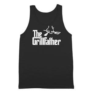 The Grill Father Tank Top - Sam's Fitness Goods