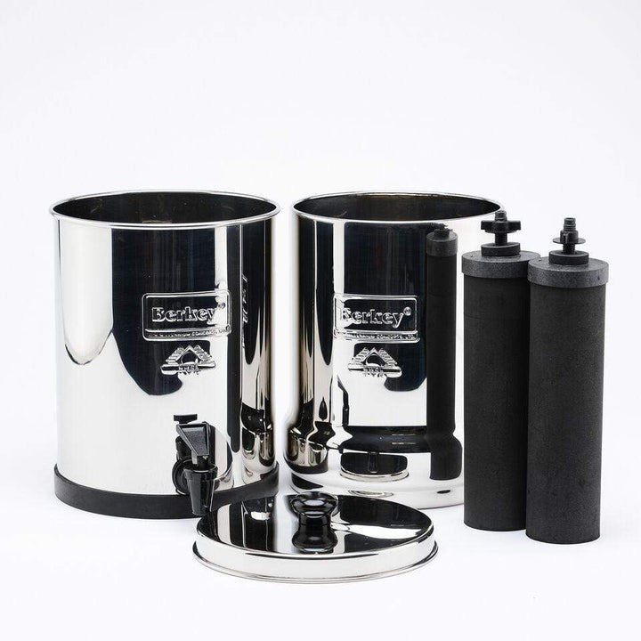 Travel Berkey System (1.5 gal) - SFG Wellness