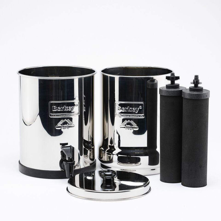 Travel Berkey System (1.5 gal) - Sam's Fitness Goods