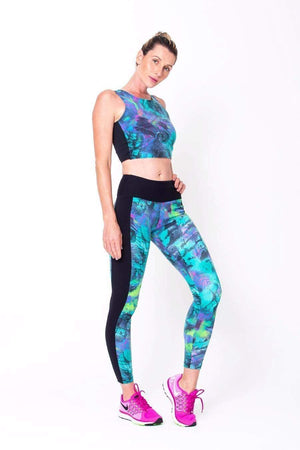 Under The Sea Ana Legging - Sam's Fitness Goods
