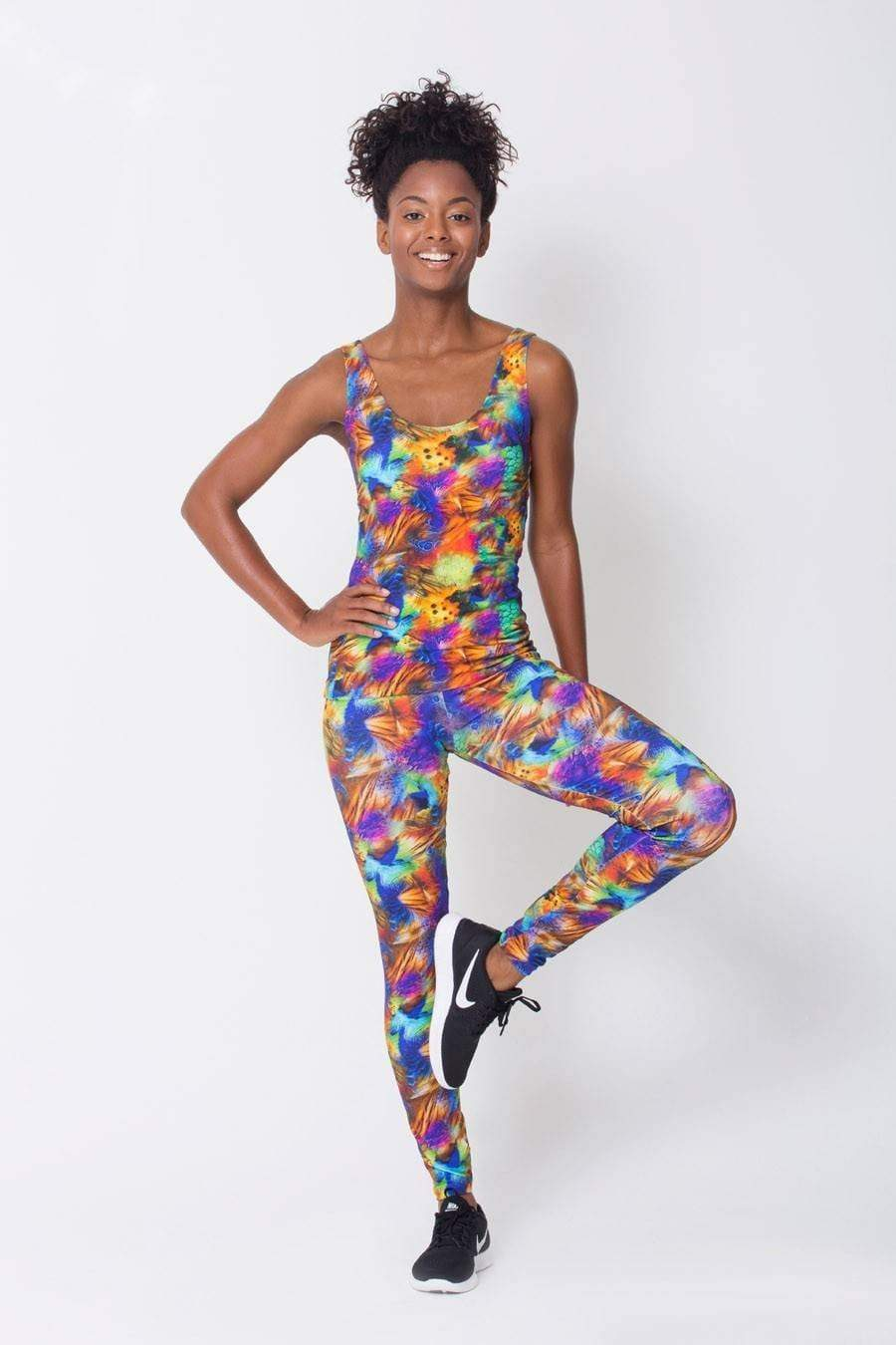Under The Sea Print Legging - Sam's Fitness Goods