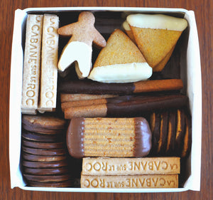Assortiment biscuits & sablés (grand format)