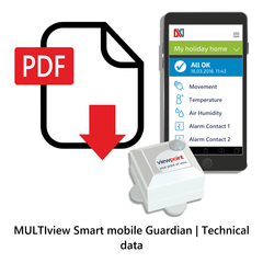 MULTIview Smart mobile Guardian | Technical Data