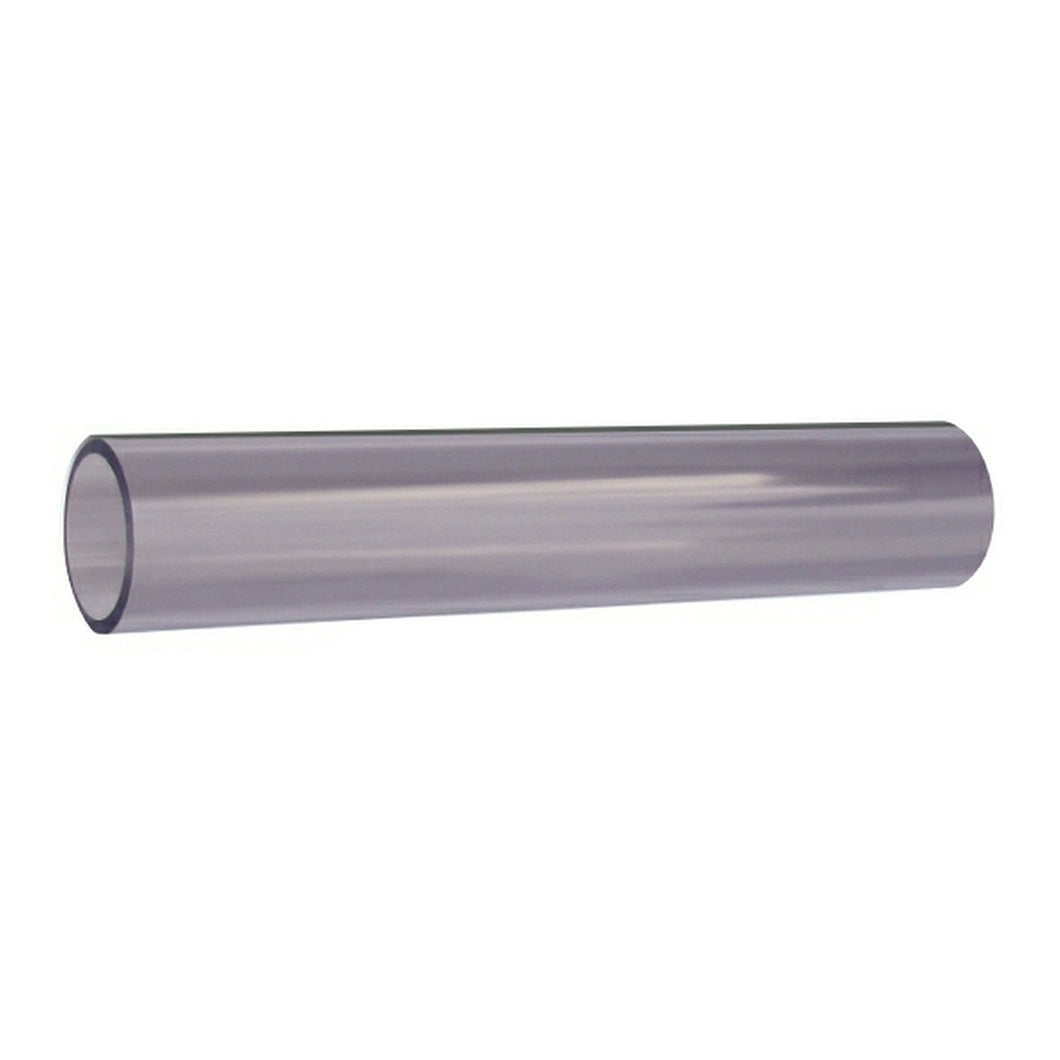 Clear PVC 40mm Pipe for Tank Level indicator - LiquiLevel CR - Nikeson