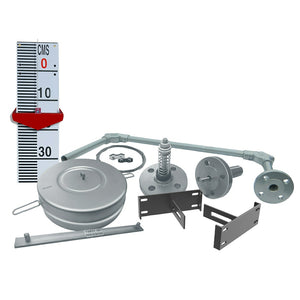 Float & Board Tank Level Indicator for Industrial Storage tanks - LiquiLevel FB - Nikeson