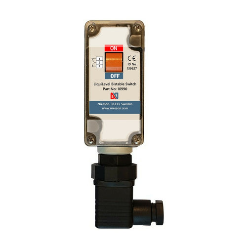 Bistable Changeover Switch For Tank Level Monitoring - LiquiLevel CR - Nikeson