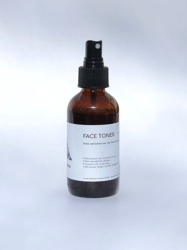 Face Toner, Clarifying and Soothing - Lumen Naturae