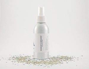 Rosemary and Bergamot Aroma Spray, Chemical Free Aromatherapy - Lumen Naturae