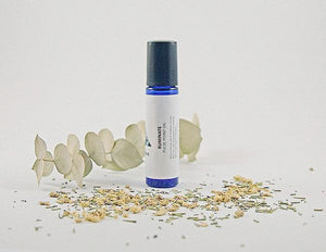 Here & Now Pulse Point Oil, Meditative Botanical Scent - Lumen Naturae
