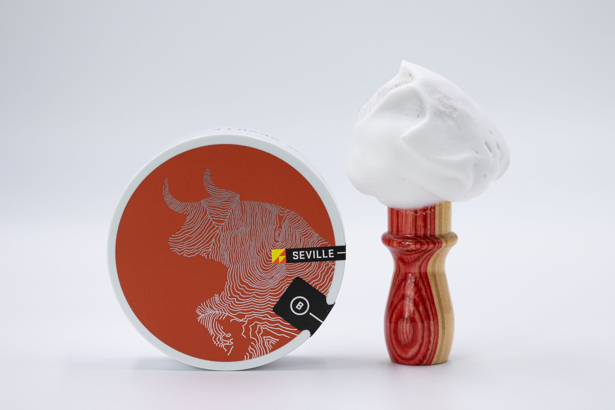Barrister and Mann 'Seville' Luxury Shaving Soap