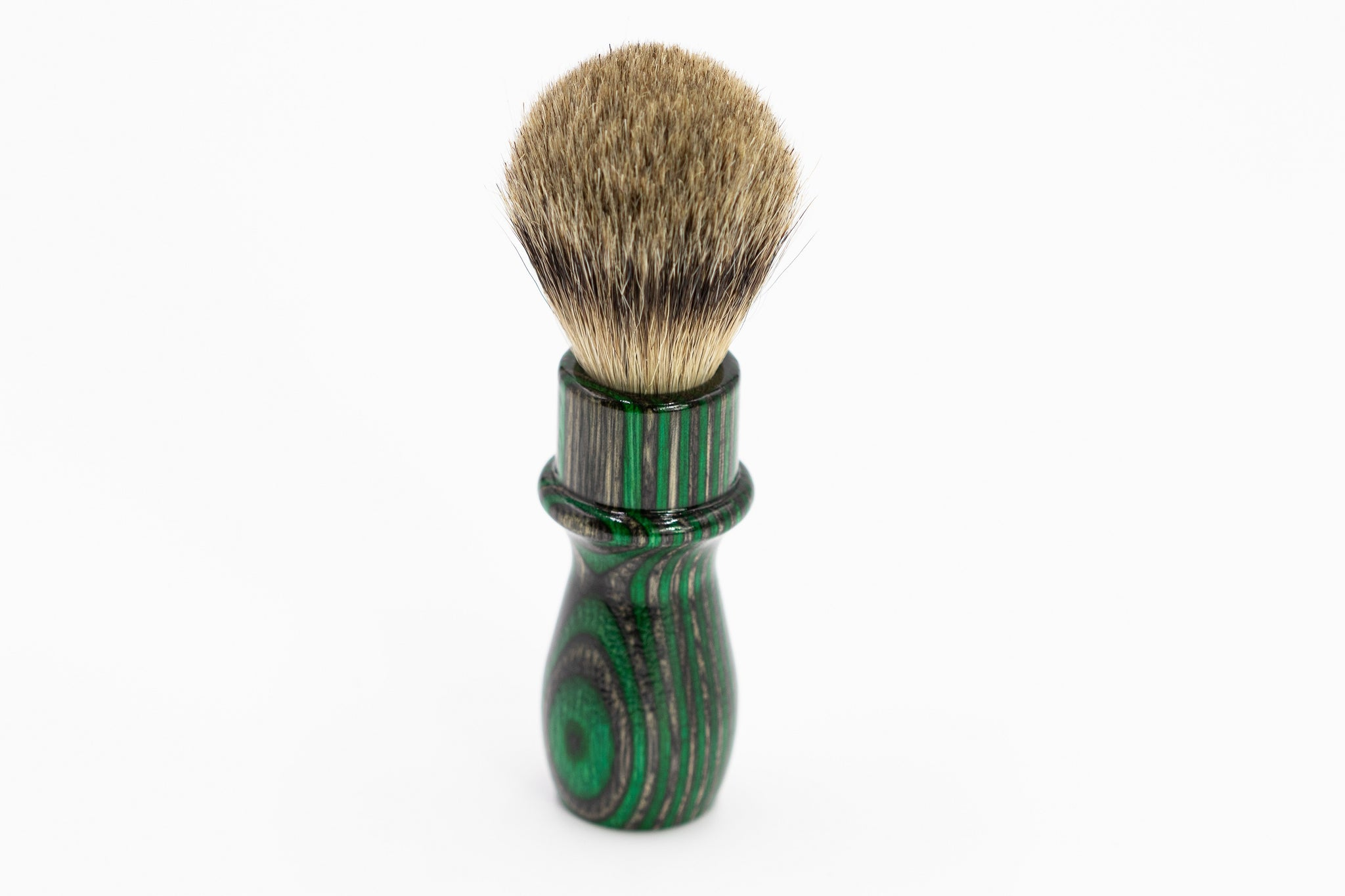Evergreen Shaving Brush