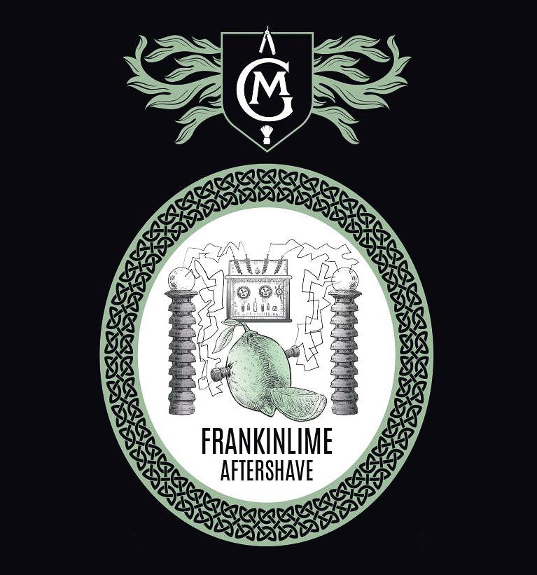 Maol Grooming 'Frankinlime' Aftershave
