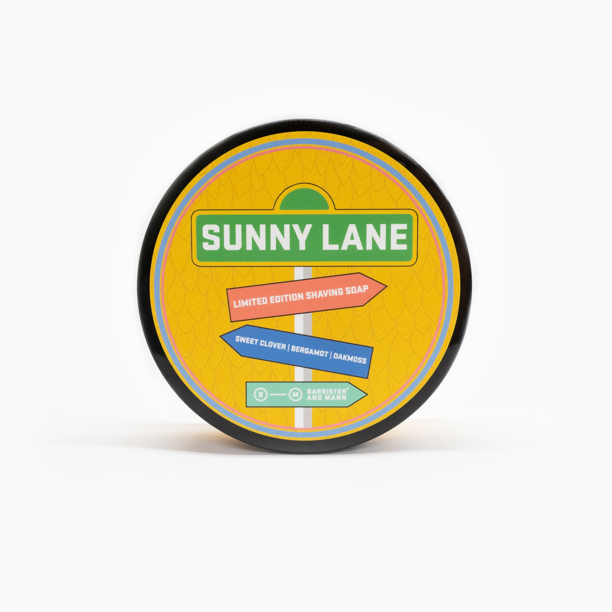 Barrister and Mann 'Sunny Lane' Luxury Shaving Soap