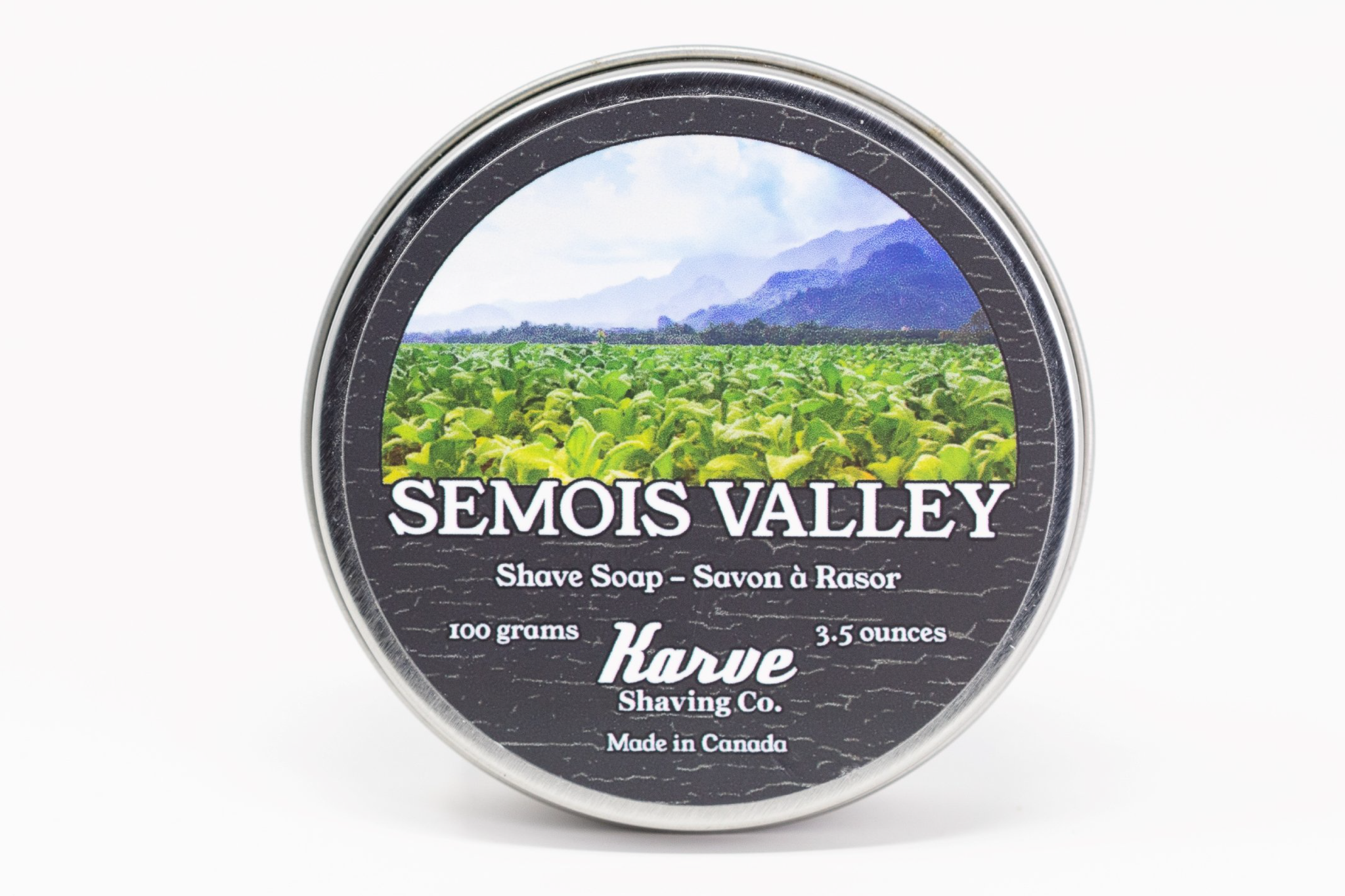 Semois Valley Shave Soap