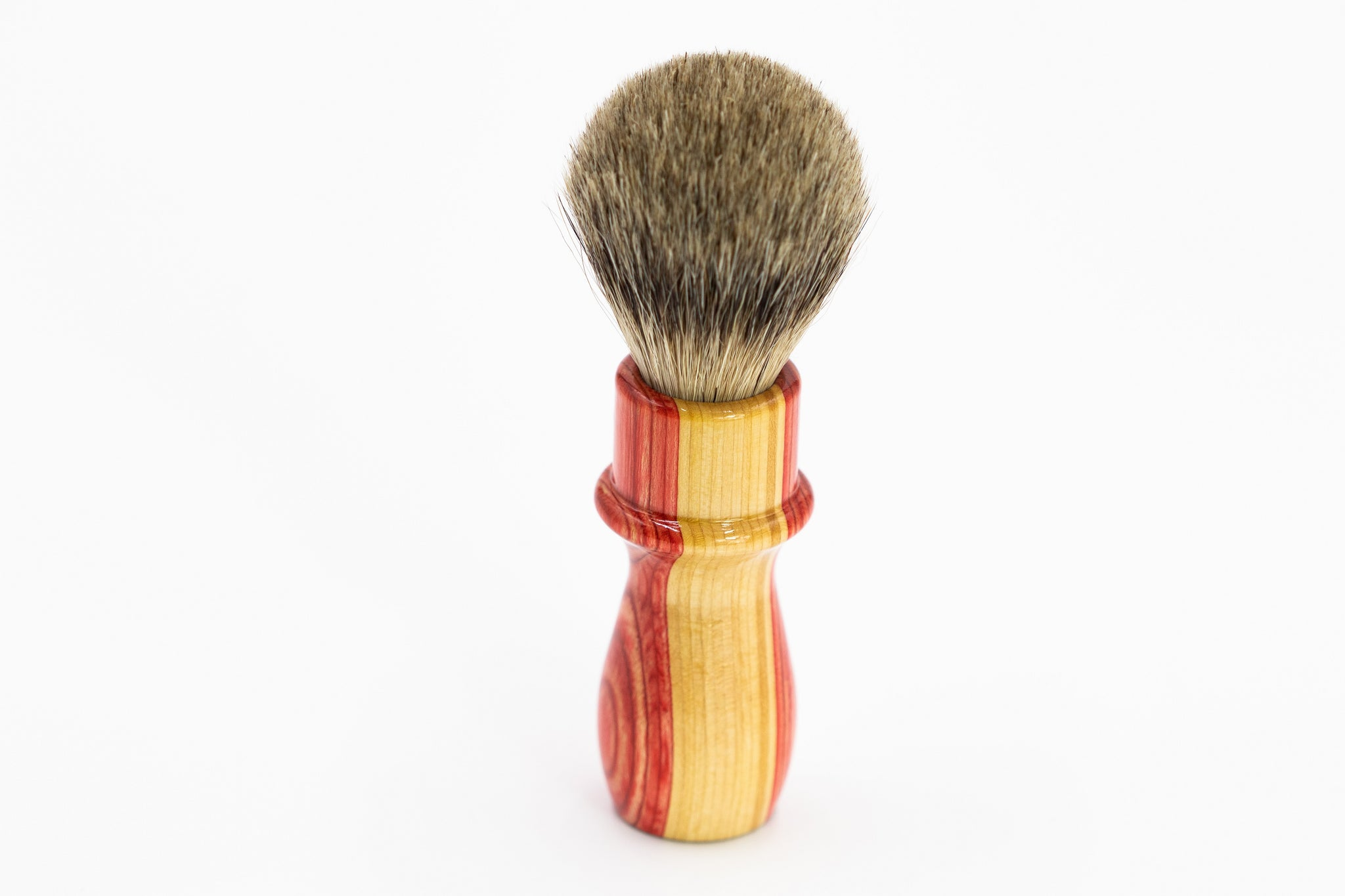 'Canadian' Skate Maple Shaving Brush
