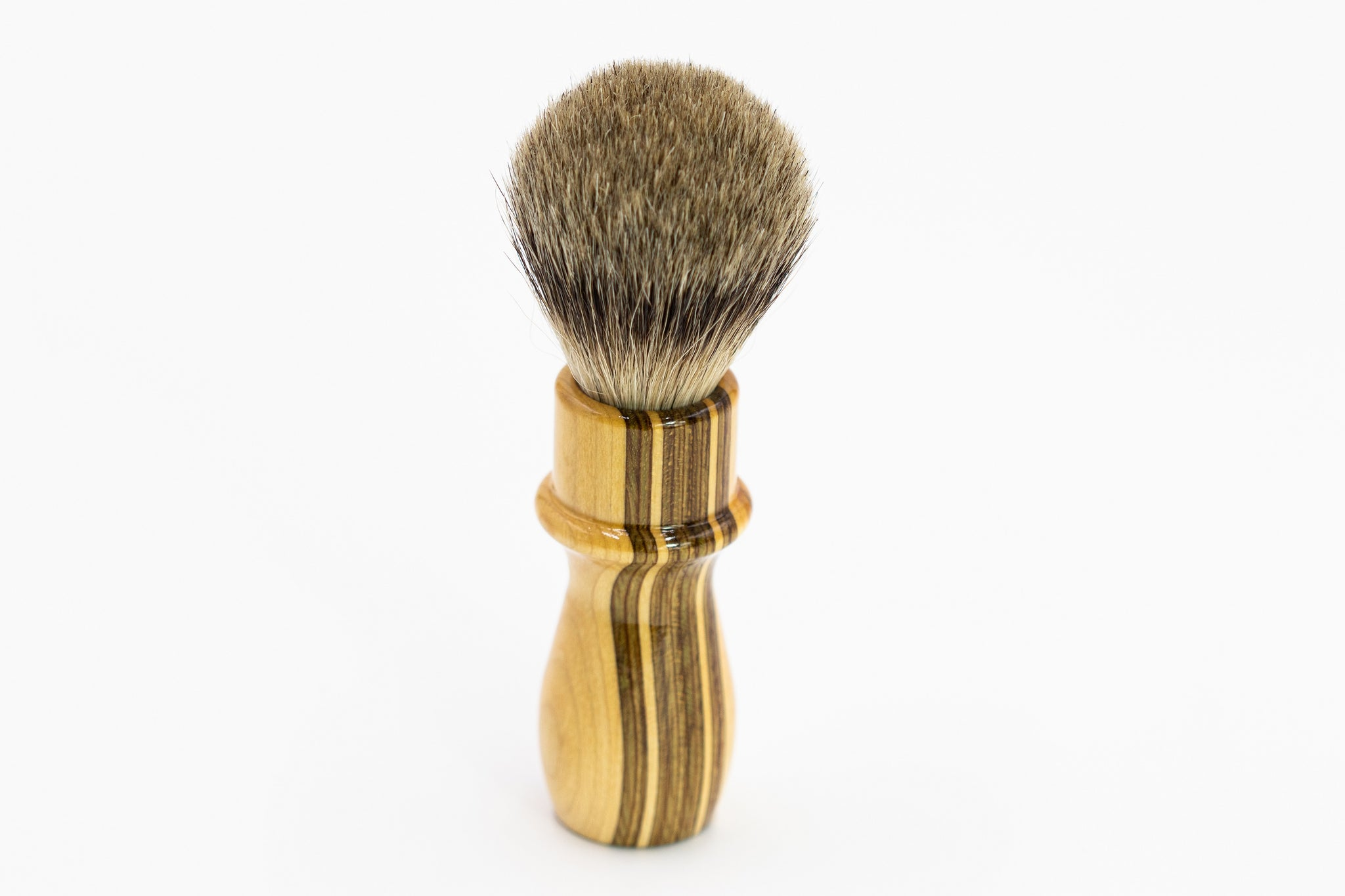 'Old School' Skate Maple Shaving Brush