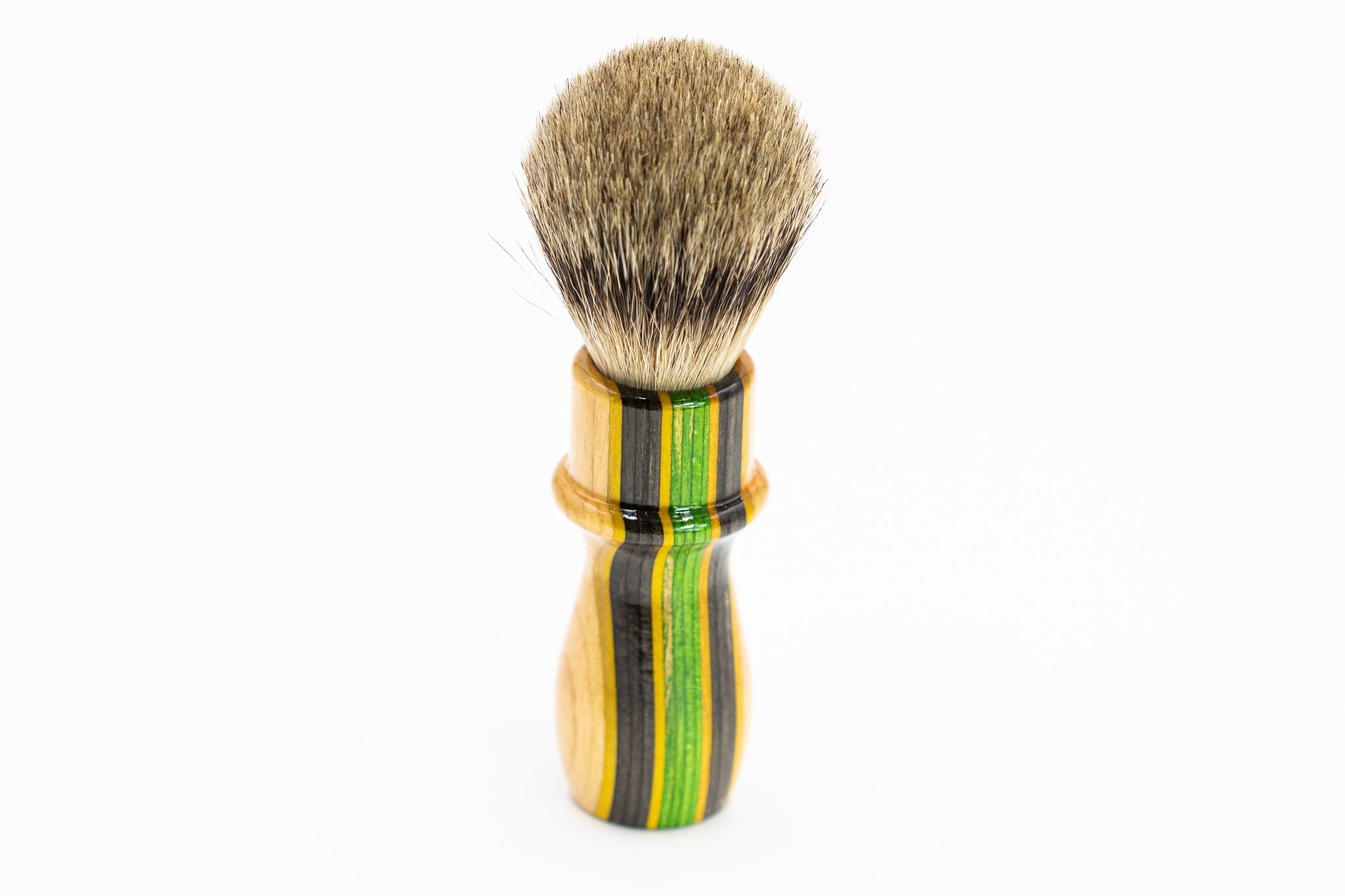 'Semois' Skate Maple Shaving Brush