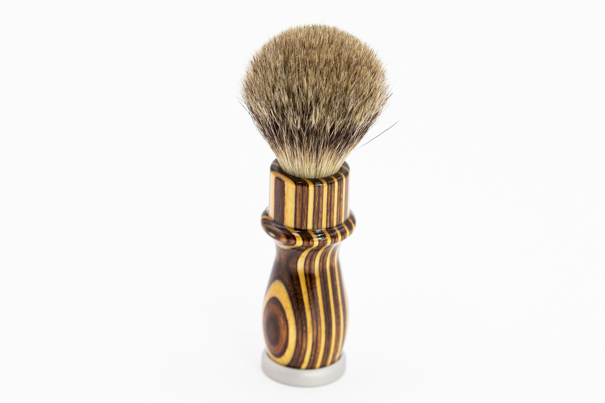Tigerwood Shaving Brush