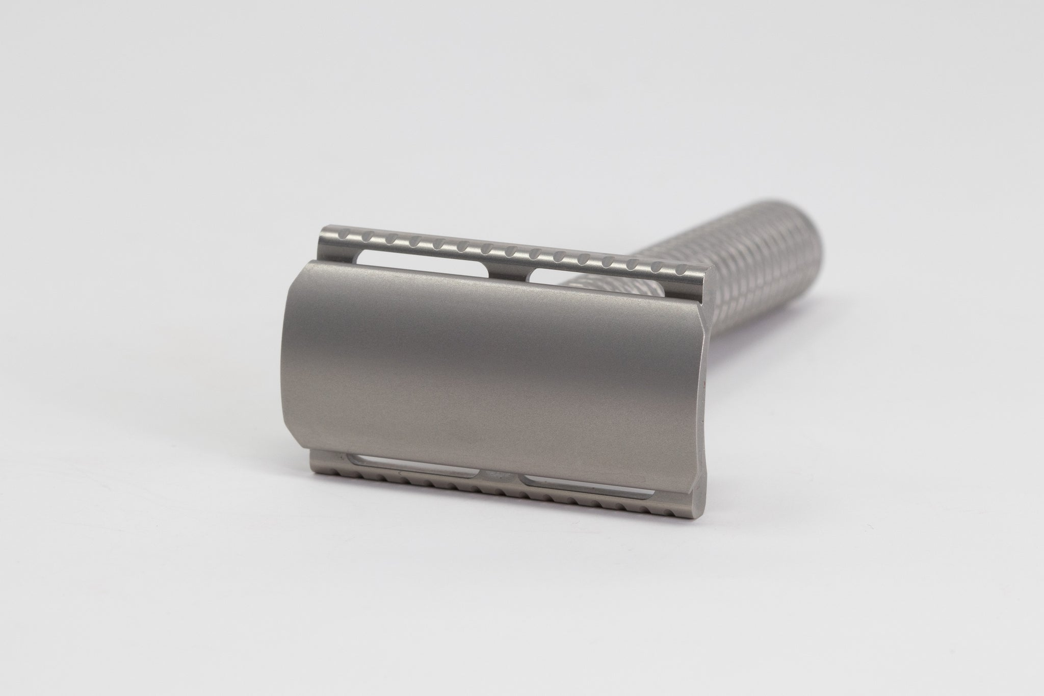 The Christopher Bradley Widebody Razor Stainless Steel