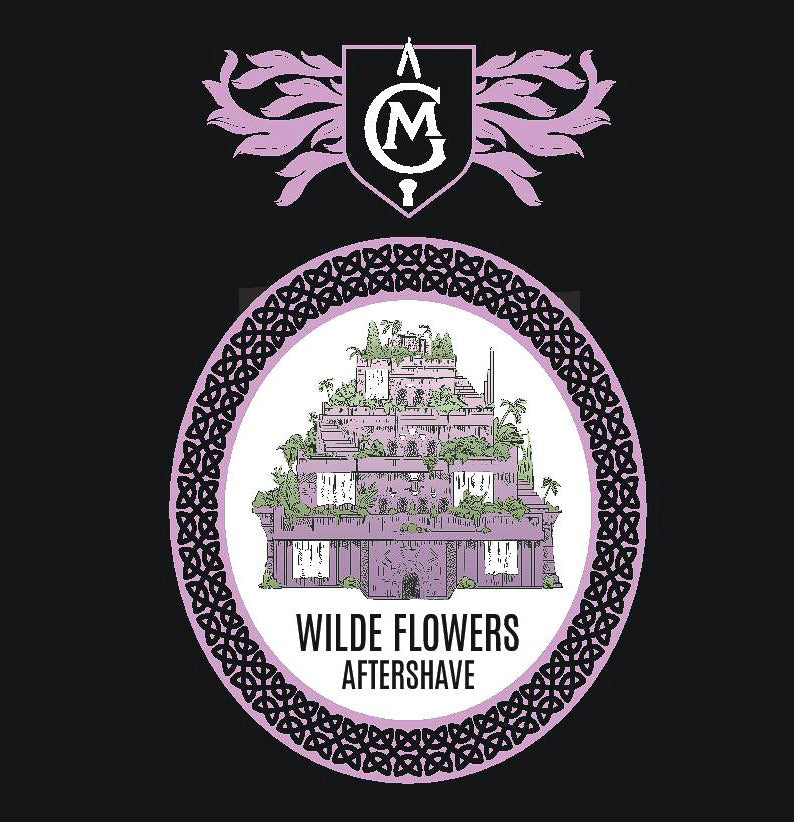 Maol Grooming 'Wilde Flowers' Aftershave