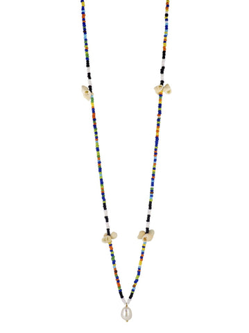 Lone Wolf Necklace summer Edition - Mixed Colors -