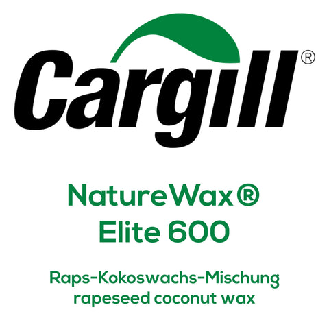 NatureWax® Elite 600 Rapeseed Coconut wax | NatureWax® Elite 600 Raps-Kokoswachs