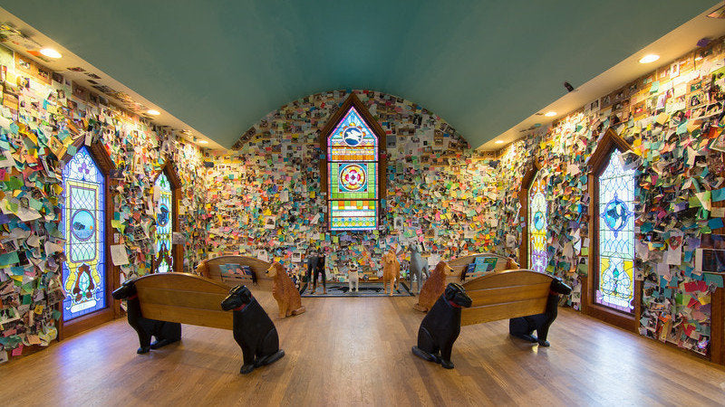 A Chapel Built for the Dogs