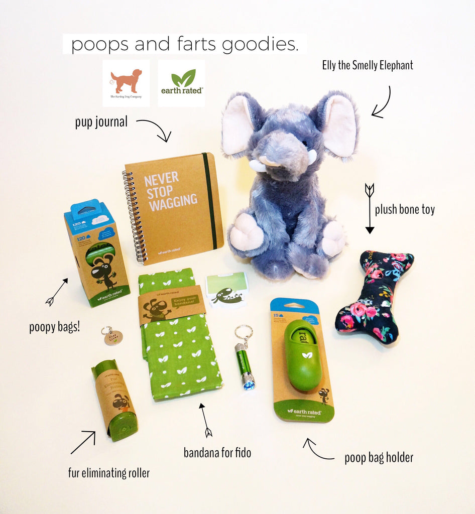 Poops and Farts Goodies Giveaway!