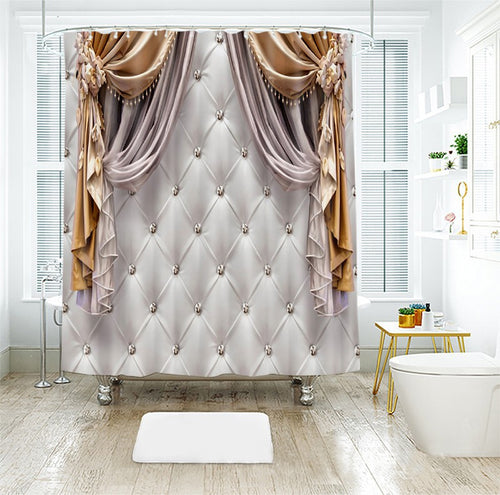 The Royal Shower Curtain