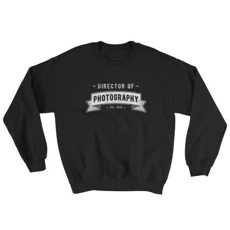 FILM word collage sweatshirt