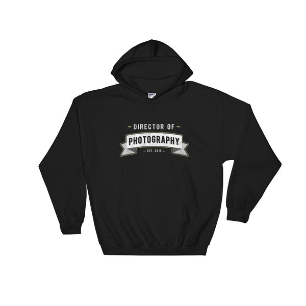 Director of Photography hoodie