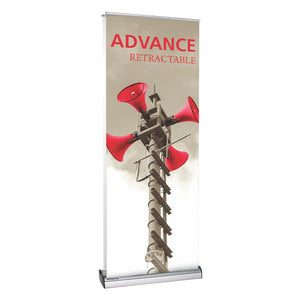 Interchangeable Graphic Banner Stands