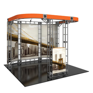 10 x 8 Exhibitline Displays