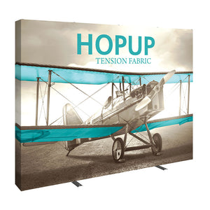 Back Wall Displays | Fabric Displays | HopUp Displays | 10 Ft. HopUp Displays