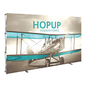 20 Ft. Fabric Graphic Pop Up Displays