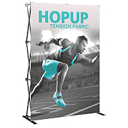 6 Ft. Fabric Graphic Pop Up Displays