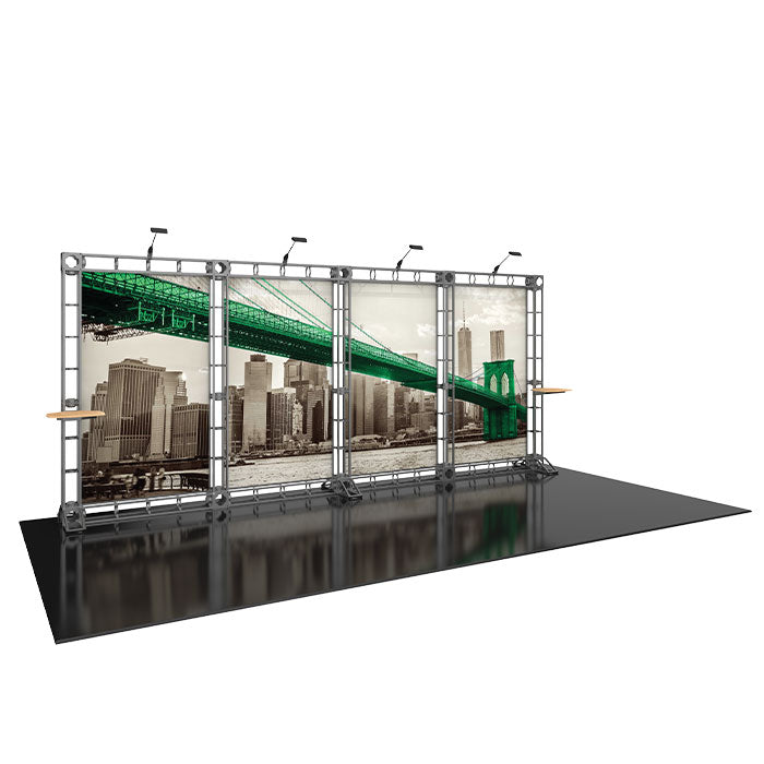 10 x 20 Exhibitline Displays