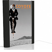 6 Ft. Coyote Pop Up Replacement Graphics