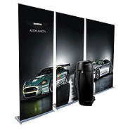 Banner Wall Displays