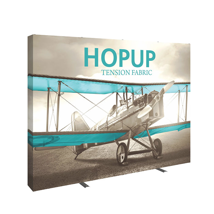 10 Ft. Fabric Graphic Pop Up Displays