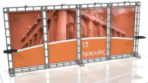 Hercules 10' x 20' Truss Display - Kit 13 - Replacement Graphics Package