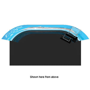 Formulate WH4 10' x 20' Horizontal Curved Trade Show Display - Product View 3