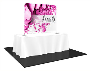 Formulate Essential Straight Table Top Display