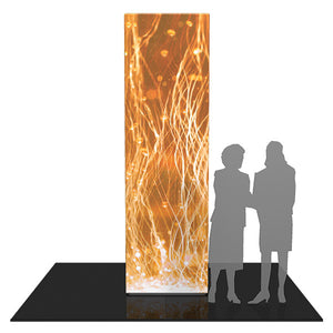 Formulate 10 Ft. Four Sided Tower Display - Product View 2