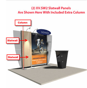 XV.SW Slatwall Display Panel - Product View 4