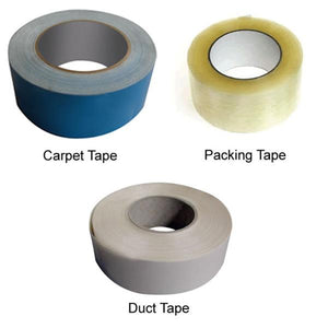 Carpet Tape / Packing Tape / Duct Tape