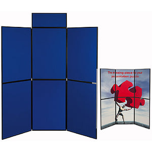 Horizon Six Panel Trade Show Display Kit