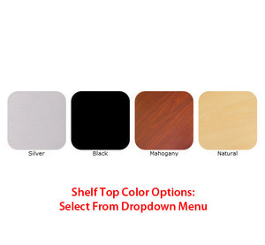 Formulate Stand-off Counter - Color Swatch Options